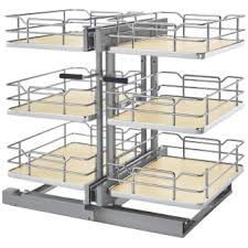 organizer for corner kitchen cabinet rev a shelf 53psp3 15sc