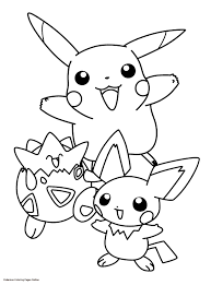 pokemon coloring pages togepi free coloring pages of pokemon togepi with online coloring pages