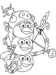 eastern bluebird coloring sheet angry birds space pages blue jay
