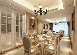 European Interior Design European Style Kitchen And Dining Room Design Interior Design