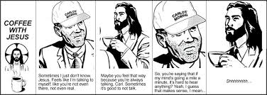 Mean Jesus Meme - coffee with jesus 30 pics