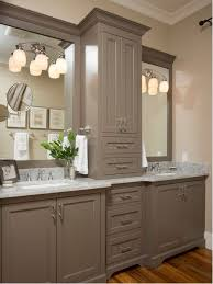 bathroom furniture ideas our 25 best bathroom with brown cabinets ideas decoration