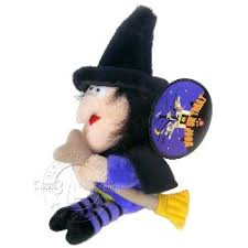 talking dog toys plush halloween characters devil monster witch
