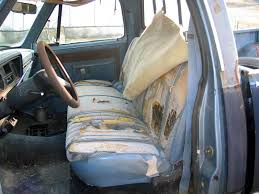 Dodge Truck Bench Seat Eat More Chili Dodge Truck Interior