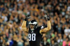 connor barwin admits he wants to get into nfl management cbs philly