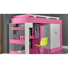 lit sureleve avec bureau lit superpose avec bureau lit mezzanine lit sureleve avec bureau