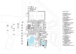 Community Center Floor Plan Leth U0026 Gori Elkiær U0026 Ebbeskov Pulsen Community Center