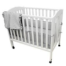 Minky Crib Bedding American Baby Company Heavenly Soft Minky Dot