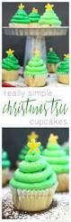 these really simple christmas tree cupcakes recipe will be the