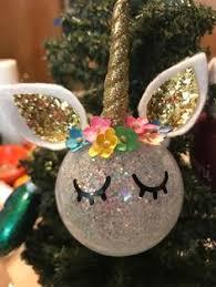 unicorn ornament unicorn horn unicorn
