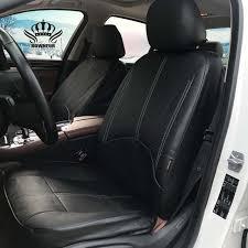 couvre siege cuir nouveau luxe pu en cuir auto universel siège de voiture couvre siège