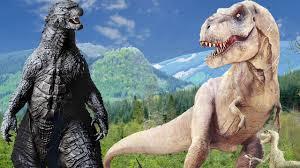 dinosaurs for children dinosaurs vs godzilla fighting