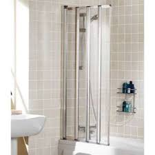 Double Panel Shower Curtains Lakes Bathrooms Classic Standard Bath Screen Ss95 05 6mm
