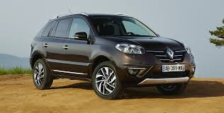 renault koleos renault koleos facelift here in q4 photos 1 of 16