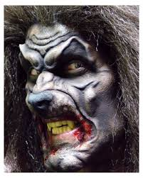 Werewolf Mask Werewolf Mask Stick Made Of Foam Latex For Horror Shop Com