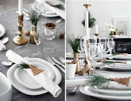 dining room table setting for christmas find your christmas dinner table setting inspiration homesthetics