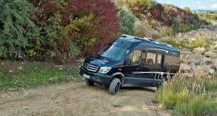 mercedes sprinter camper van vacation season perfectly prepared for a camper van holiday with