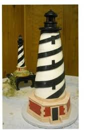lighthouse cake topper 43 best lighthouse cakes images on lighthouse cake