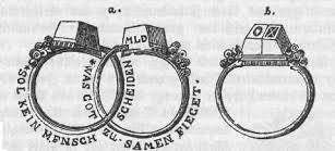 martin luther wedding ring historical weddings martin luther katharina bora gray