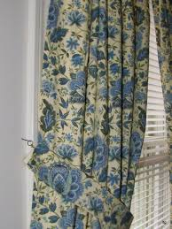 Curtains Blue Green Best 25 Waverly Curtains Ideas On Pinterest Waverly Fabric Diy