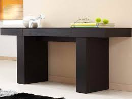 Entryway Tables And Consoles Extra Long Console Table For More Decoration Space Console