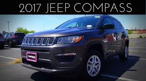 jeep compass sport 2017 2017 jeep compass sport 2 4 l 4 cylinder review youtube
