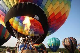 circus balloon flying circus aerodrome balloon festival