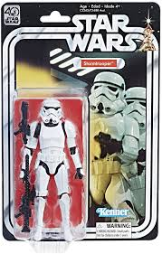 stormtrooper star wars 40th anniversary action figure wave 2 at