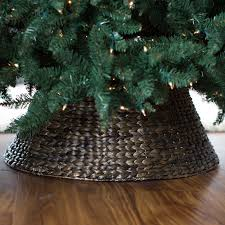 christmas tree collar e by design jump for triangle trees geometric tree skirt