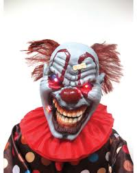 spirit halloween clown costumes animated 5 foot clown decoration who let the clowns out