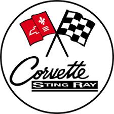 stingray corvette logo corvette logo vectors free