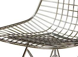 Wire Desk Chair Contemporary Office Chair Fabric Leather Metal Wire Hastac
