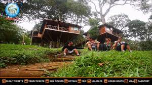 kerala tree house youtube