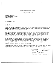 captain dorothy stratton letter to the spars coast guard compass