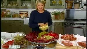 and easy antipasto platter martha stewart