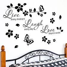 live laugh love art live laugh love art quotes wall sticker iwallsticker com