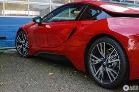Bmw I8 Red - bmw i8 protonic red edition 27 november 2016 autogespot