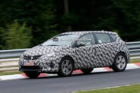 crossover toyota toyota scooped testing auris crossover or is it a test mule for