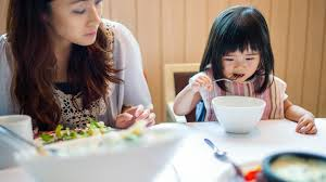 Kids Eating Table Teaching Kids Lunchtime Table Manners