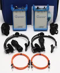 afl noyes fts1 fiber optic talk set 1300nm