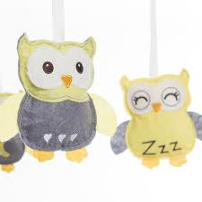 Halo Innovations Inc Halo Bassinest by Halo Bassinest Mobile Sleepy Owl Halo Innovations Babies