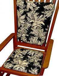 Rocking Chair Cushion Sets Chair Affordable Rocking Chair Cushions Design Indoor Rocking