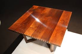 Wooden Furniture Designs For Home Artisan Turns Wood Flaw Into Stunning Furniture Design Feature