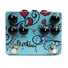 Soothing Vibe Monterey Rotary Fuzz Vibe By Robert Keeley