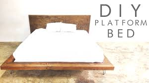 Floating Bed Platform by This Guy Made A Diy Floating Bed In 19 Simple Steps Wait Till You