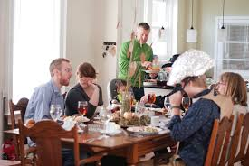 a norman rockwell thanksgiving erika aileen