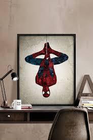Home Decor Posters 25 Best Spiderman Poster Ideas On Pinterest Superhero Poster