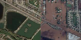 Longmont Colorado Map by Colorado Flooding Before And After Photos Huffpost