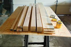 Make A Dining Room Table How To Make A Dining Room Table The Modern Take On The Classic