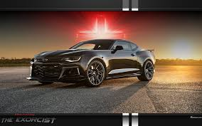 camaro zl1 wallpaper the exorcist hennessey camaro zl1 wallpaper by favorisxp on deviantart